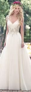 Robe Mariage 2018 : 30 la plus belle robe de mariage mariage francais ~ Melissatoandfro.com Idées de Décoration
