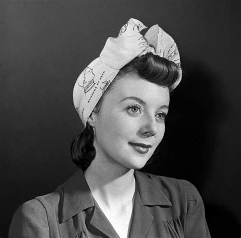 1940s Wartime Hairstyles by 1940s Turban Styles Fabu Turban Dahhhhling In 2019