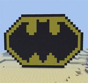 301 moved permanently With minecraft pixel art templates batman
