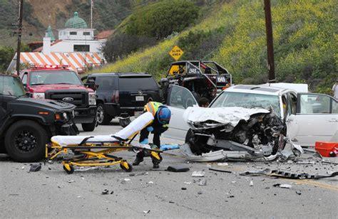 Bruce Jenner Involved In Tragic Car Crash, 1 Person Dead