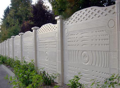 Fence And Deck Depot Edmonton concrete fence comes to edmonton fence and deck depot