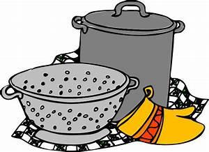 Cooking Pans Glove Clip Art at Clker.com - vector clip art ...