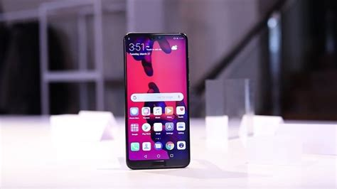 Huawei P20 and P20 Pro official with 40MP camera, Kirin ...