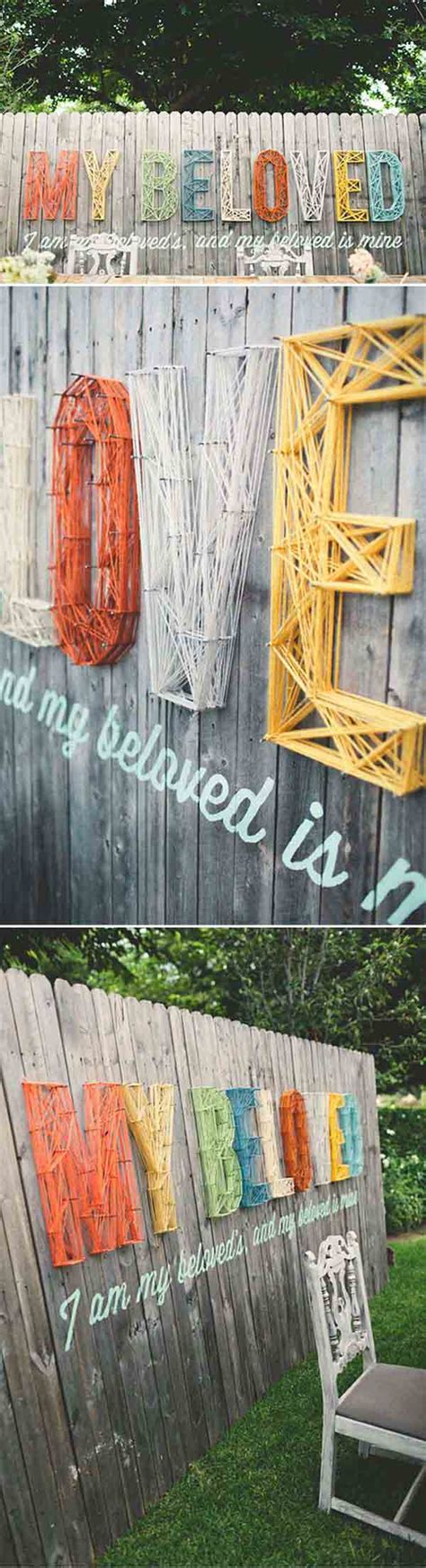 top  surprising diy ideas  decorate  garden fence