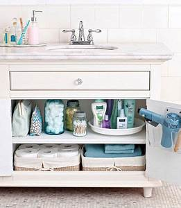 Tips and tricks to organizing your bathroom beneath my for Organizing my bathroom