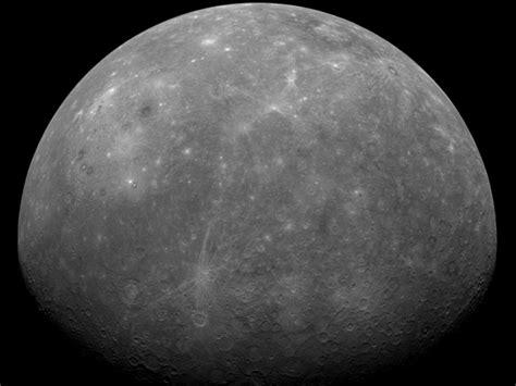 Messenger Passes Mercury