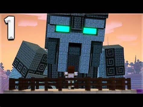 Minecraft Story Mode Season 2  Episode 2  Defeating The