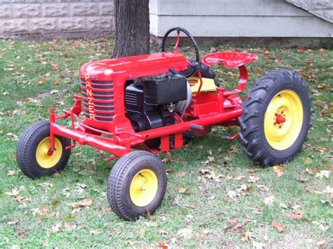 Vintage Garden Tractors by Our Garden Tractors Garden Tractors