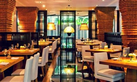 Restaurant Interior Designers Bangalore