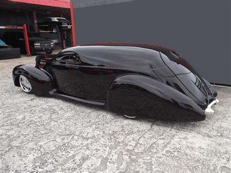 Custom Car Companies by 1940 Lincoln Zephyr Custom Barrett Jackson Auction