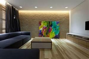Spot Plafond Salon : clairage led indirect 75 id es pour toutes les pi ces ~ Edinachiropracticcenter.com Idées de Décoration