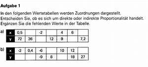Proportionalität Berechnen : proportionalit t proportionale zuordnung direkt indirekt mathelounge ~ Themetempest.com Abrechnung