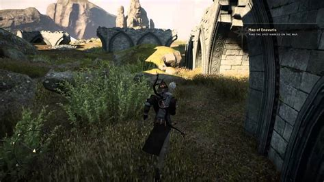 map  enavuris location exalted plains dragon age