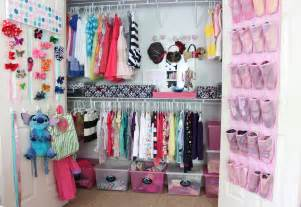 DIY Closet Organization Ideas for Girls