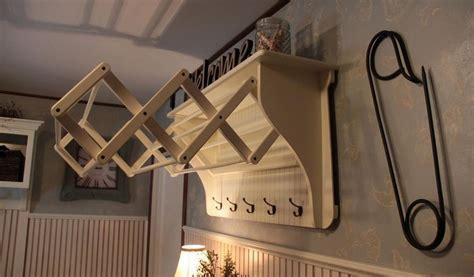 pull  drying rack