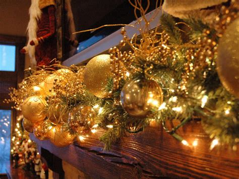 mantle garland with lights indoor christmas decorations interior design styles and