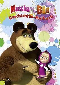 Und Der Bär : mascha und der b r geschichten malbuch buch ~ Orissabook.com Haus und Dekorationen