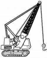 Coloriage Machines Kleurplaat Grue Hijskraan Shovel Engin Tractopelle Nounouduveron Motard Découvrir Voiture Tekenen Kiezen Tracteur Uitprinten Voertuigen sketch template