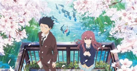 anime movie garapan makoto shinkai a silent voice 2016