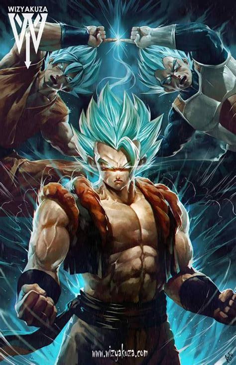 Dragon Ball Latest Anime Vegito Gogeta Goku Vegeta And Dragonball Super Wallpapers