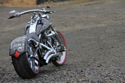 Custom Harley Davidson Softail Springer \ Chopper