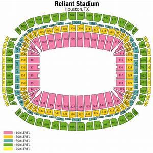 Houston Texans Seating Chart Nrg Stadium Seating Chart Views And Reviews Houston Texans