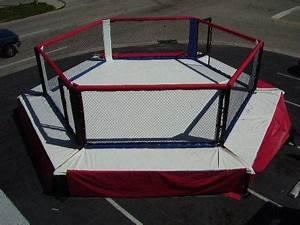 PROFESSIONAL MMA HEXAGON CAGE