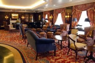 Pacific Princess Cruise Ship Interior