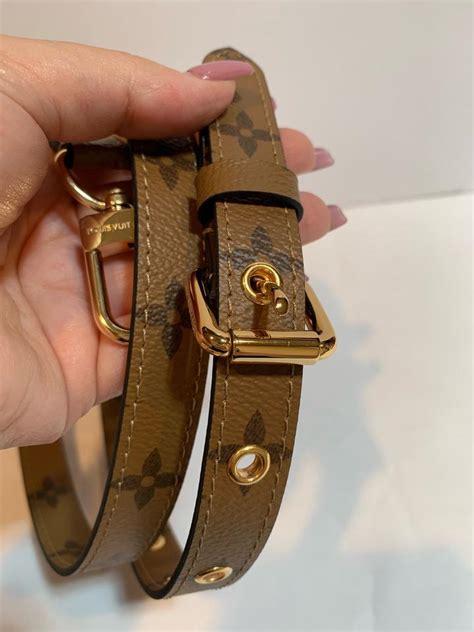 louis vuitton pochette metis reverse shoulder strap  monogram brown canvas cross body bag