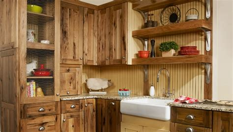 rustic wood kitchen cabinets rustic hickory kitchen cabinets solid wood kitchen 5028
