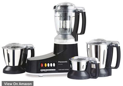 mixer grinder panasonic brand mx kitchen jars super ac400 india grinders grinding quality watt renowned manufacturing