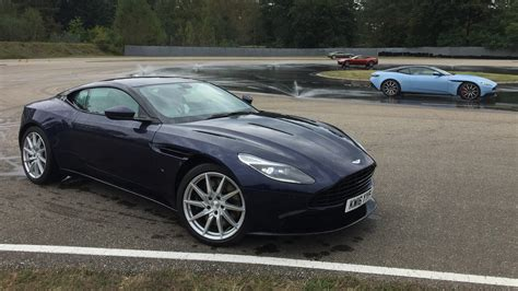 Test Driving The Db11 » Aston-martin.com