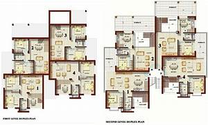 Duplex Apartment Plans — MODERN HOUSE PLAN : MODERN HOUSE PLAN