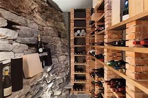 le prix dune cave a vin et de son amenagement With amenagement cave a vin maison