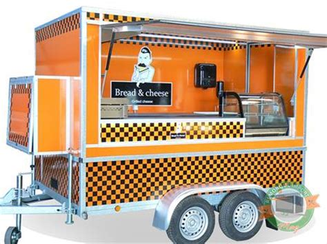 remorque snack food truck pizza magasin burger