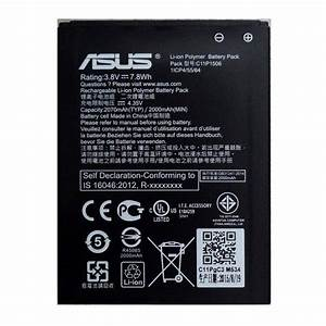 Battery C11p1506 For Asus Zenfone Go  End 1  1  2019 9 15 Pm