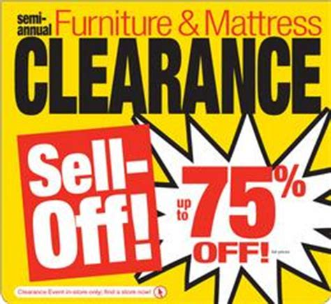 slumberland furniture  mattress    clearance