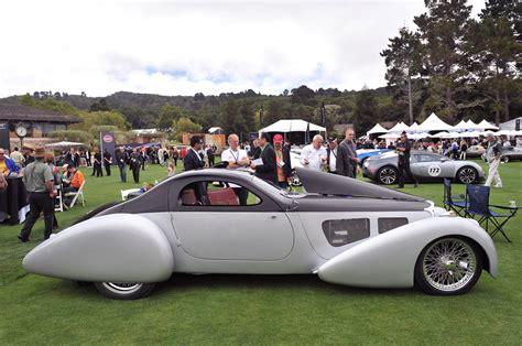 Bugatti Dealer Usa by Delahaye Usa Debuts Bugatti Inspired Figura