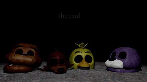fnaf 3 the ending by killroyfreeman on deviantart