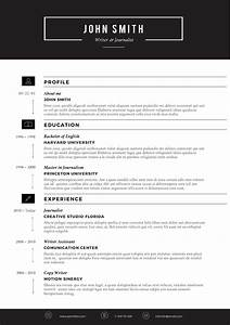 Cvfolio best 10 resume templates for microsoft word for Reseume template