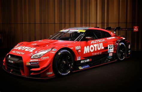 Nissan Gtr Race Car by Nissan Gt R Gt500 R35 My2017 Racecar Engineering