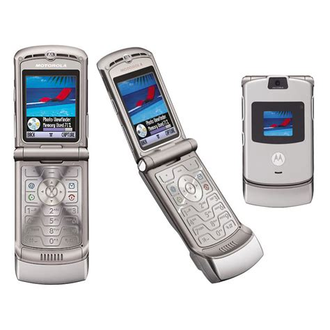 V3 Mobile Phone motorola v3 razr mobile phone flip cellular phone