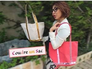 Comment Faire Un Sac : tuto 26 couture coudre un sac style vanessa bruno youtube ~ Melissatoandfro.com Idées de Décoration