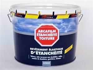 Imperméabilisant Pour Terrasse : produit d 39 tanch it pour toiture arcafilm etancheite ~ Premium-room.com Idées de Décoration