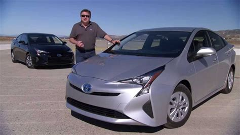 First Drive 2016 Toyota Prius