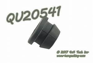 Qu20541 Manual Transfer Case Shift Link Bushing For Ford