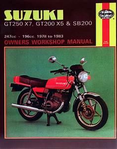 Haynes Service Manual For 1978  Gt200