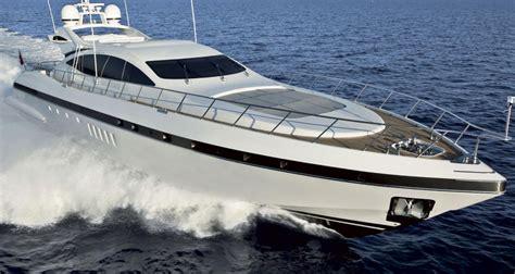 motor yacht mangusta   overmarine yacht charter