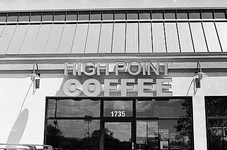 Proudly serving coffee roasted right here in oxford, ms! Salt Lake City Coffee | UT | High Point Coffee