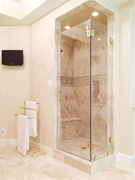 Small Shower Enclosures by 1000 Images About Walk In Shower Small Bathroom On